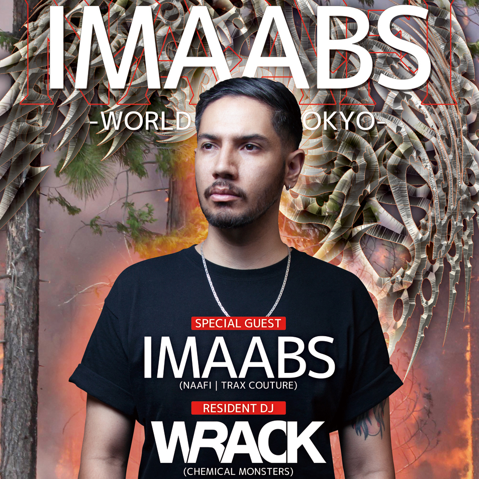CHEMICAL MONSTERS Presents Imaabs World Tour 2017 Tokyo
